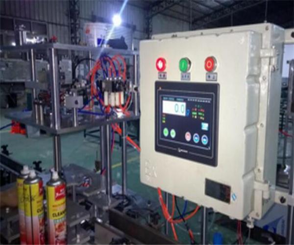 多维力传感器气雾剂在线灌装