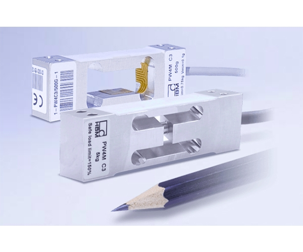 PW4M 和 PW4M-OP 高精度单点称重传感器